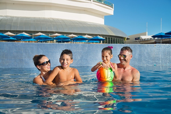 seadust cancun family. resort
