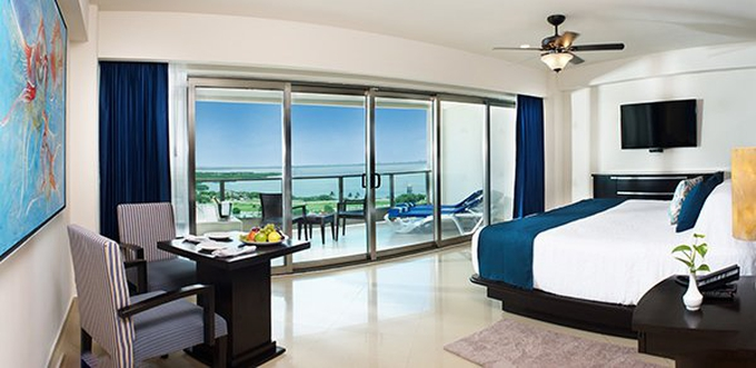 Sunset suite seadust cancun family resort cancún
