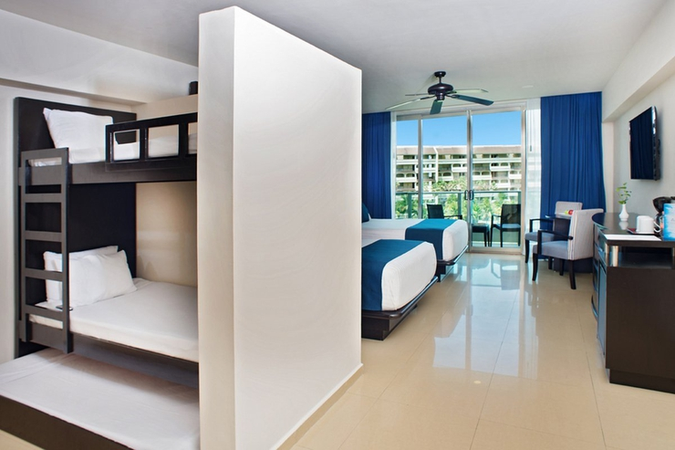 Family suite seadust cancun family. resort