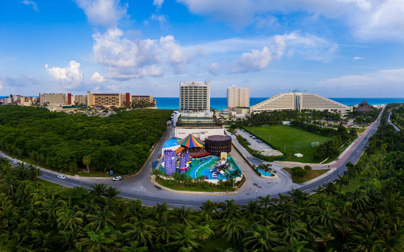 Noticia 2 seadust cancun family. resort